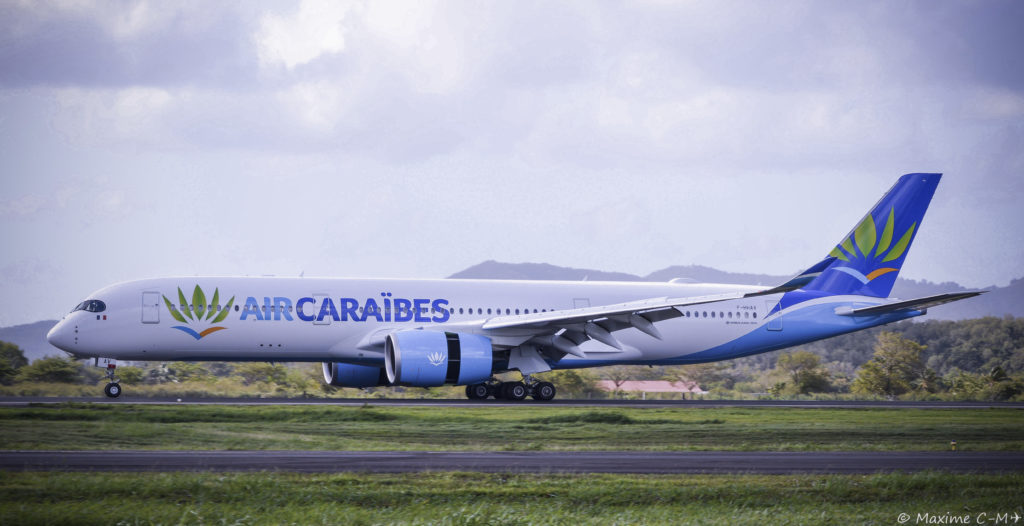 Breakfast conference with Marc Rochet, CEO of Air Caraïbes and French Blue – Sep.17
