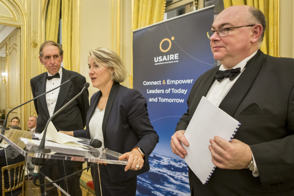 USAIRE Student Awards 2020 launched by Anne Rigail, CEO of Air France