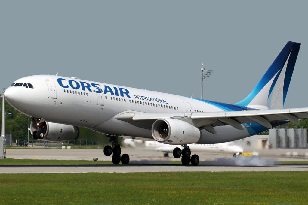 """Conference """"Leadership & Commitment"""" with Enea Fracassi, Fleet Manager of Corsair – May.18"""