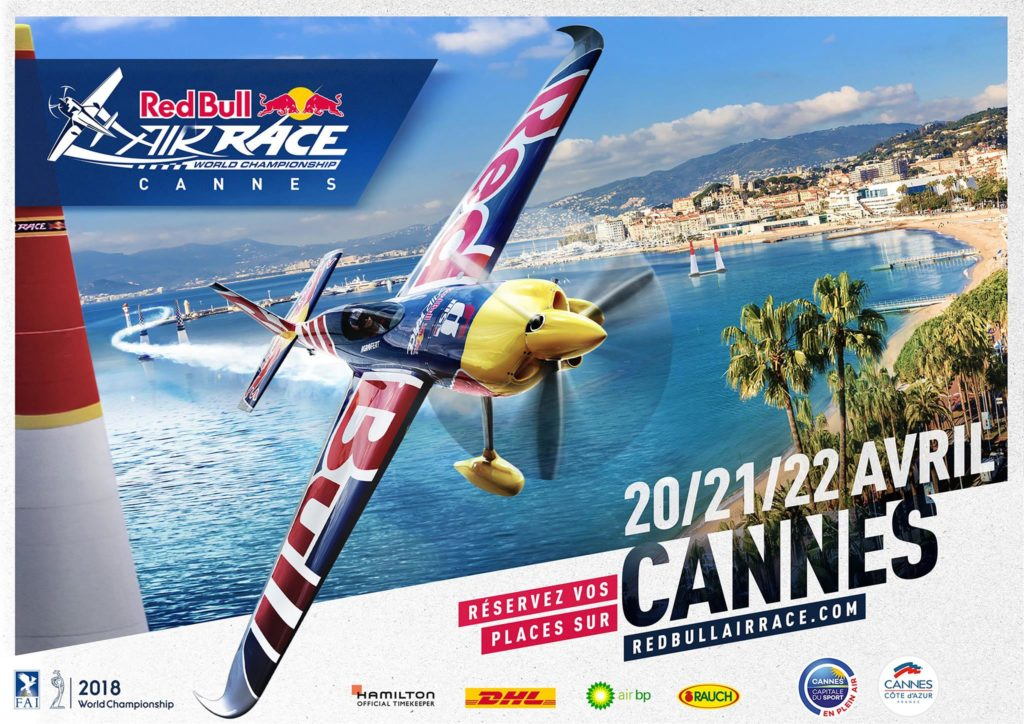 Red Bull Air Race Weekend at Cannes for ORAJe members – Apr.18