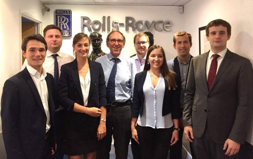 ORAJe General Assembly in Rolls-Royce Premises – Sep.18