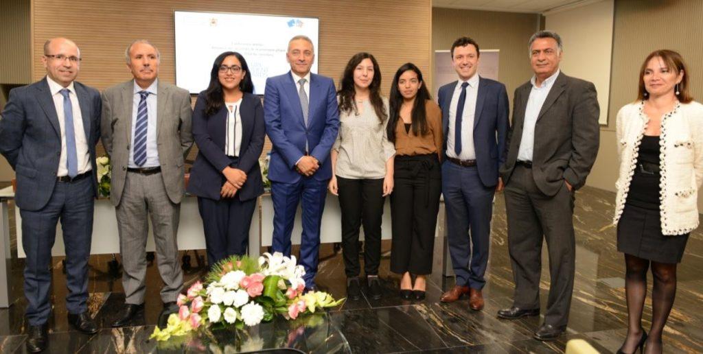 Pre-Student Awards Seminar in Morocco – Jul.18