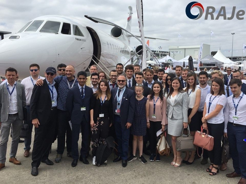 Tribute to Olivier Dassault, a supporter to the young generation