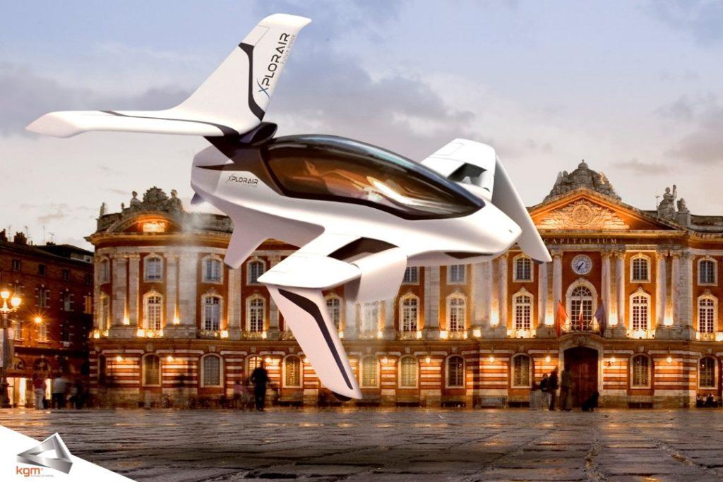 Technical Webinar : The Xplorair, the future of green air-taxi? Meeting with Michel Aguilar