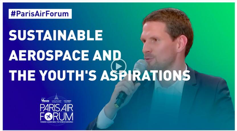Paris Air Forum 2021 – June 21st 2021